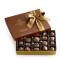 Wholesale luxury paper chocolate packaging gift box/chocolate box