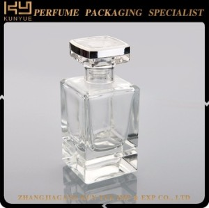 Perfume glass bottle 50ml