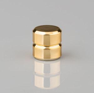 aluminum cap for perfume glass bottle