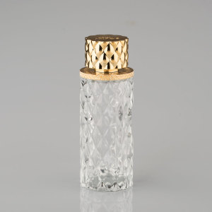 crystal perfume bottle, perfume bottle with spray