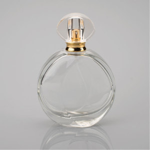 Personal Care Industrial Use and Screen Printing Surface Handling Perfume bottle with perfume bottle case