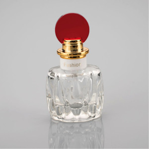 Fashion Packaging color empty cosmetic perfume fragrance glass bottle