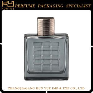 Custom 100ml Glass Perfume Bottles