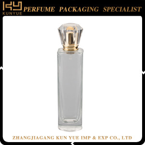 Printing glass empty perfume bottles for sale