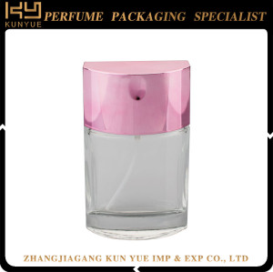 Classic Glass perfume Bottles perfume vials With 100ml