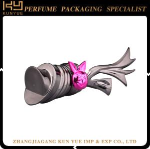 Nice Shaped Cap For Perfume Bottle