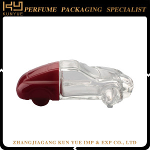 Wholesale Crystal Clear Perfume Bottle, Glass Perfume Bottle,car perfume bottles