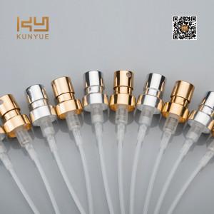 Good quality aluminum perfume spray pump,perfume pump