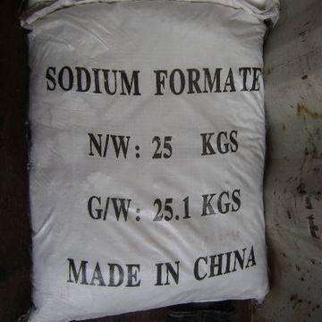 제빙을위한 92 % 96 % 98 % 포름산 나트륨 과립