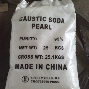 bột caustic soda