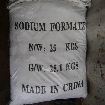 ギ酸ナトリウム