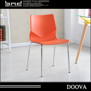 Hot selling durable modern furniture plastic chair