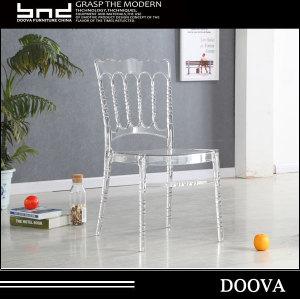 Wholesale wedding chair stackable plastic pc armless chiavari chair