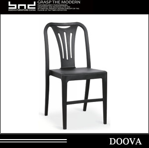 modern appearance pp plastic dining chair