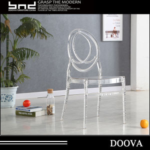 Manufacturer Cheap price designed by famous desginer popular transparent chair