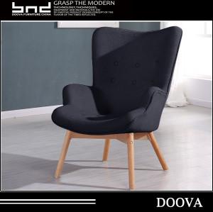 Cheap accent sofa ergonomic living room lounge chair