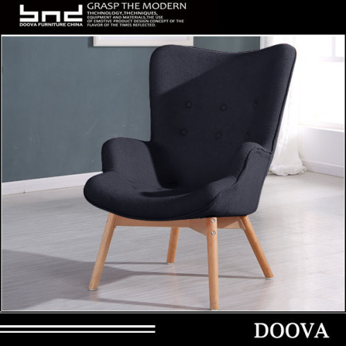 Cheap Accent Sofa Ergonomic Living Room Lounge Chair Doova Furniture