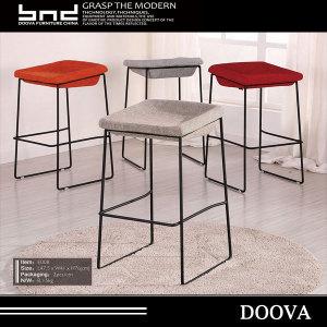 coffee furniture fabric bar chair painted legs