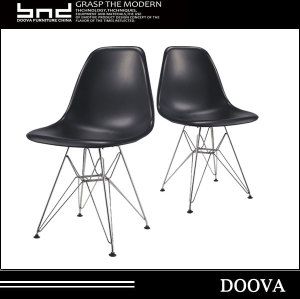 Stable iron legs chair hot selling office chair