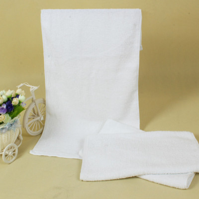 White Shower Towels