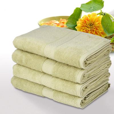 4 Pieces Large Hotel Bath Towel 100% Cotton Soft&Absorbent 53''X28''