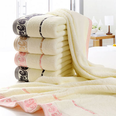 100% Cotton Luxury Soft Towels Quickly Dry for Home Hotel Bathroom Beach Towels