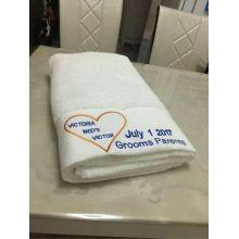 Wedding gift--------towel!