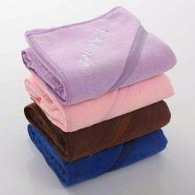 sport towel with zipper pocket
