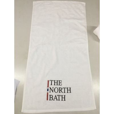 2018 new product 100% cotton terry towel