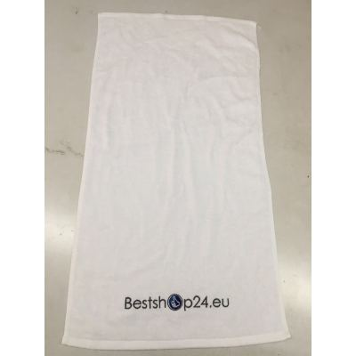 2018 new product 100% cotton terry embroidery towel