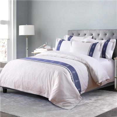Creative fashion 4pcs cotton fabric bed sheet sets