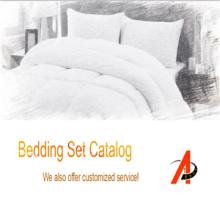 Bedding set catalog