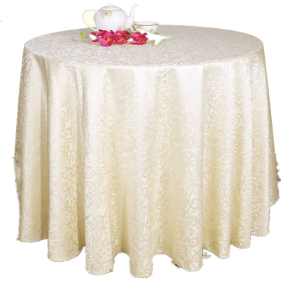Banquet table cover