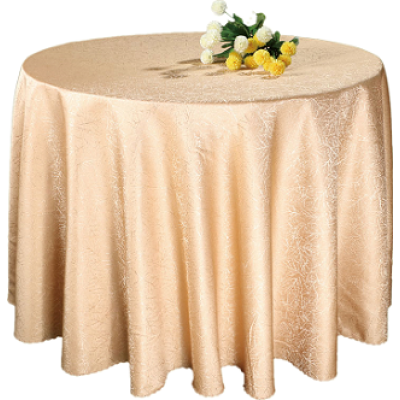 satin table cover