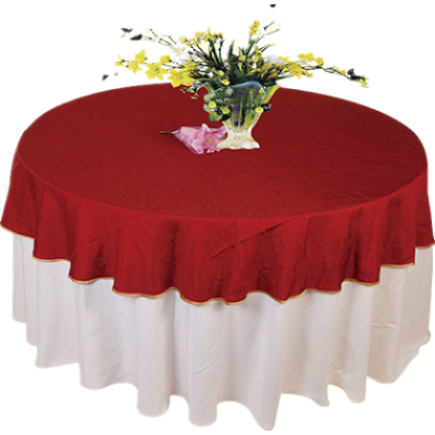 double round table cloth