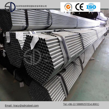 Accurate Galvanized Steel Pipe