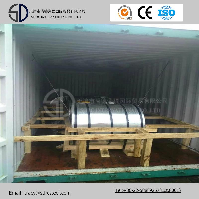 hot-dip galvaized steel coil