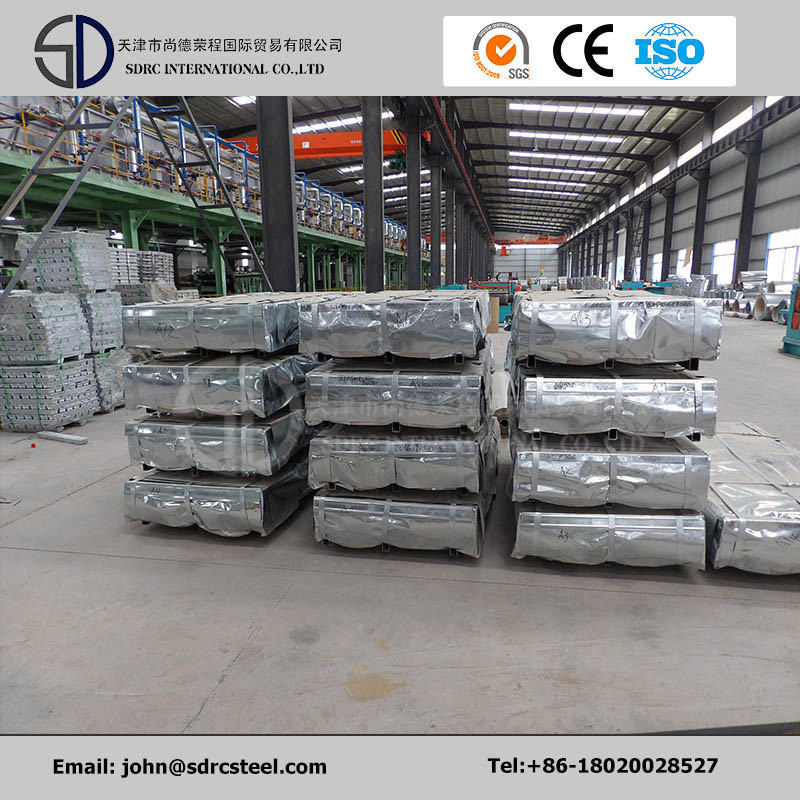 Gi Sheet Hot Dipped Galvanized Steel Sheet in Coil