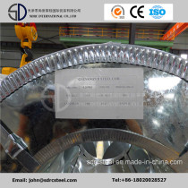 40-275 GSM Zinc Coated Galvanized Steel  Coils