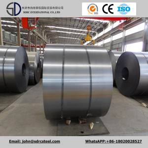 CRC SPCC DC01 St12 ASTM A366 Cold Rolled Steel Strip Carbon Steel Coil