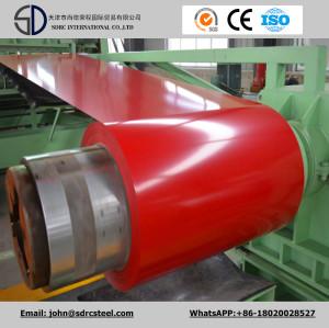 Prepainted Galvanized Steel Coil/PPGI/Prepainted Galvalume Steel Coil/PPGL