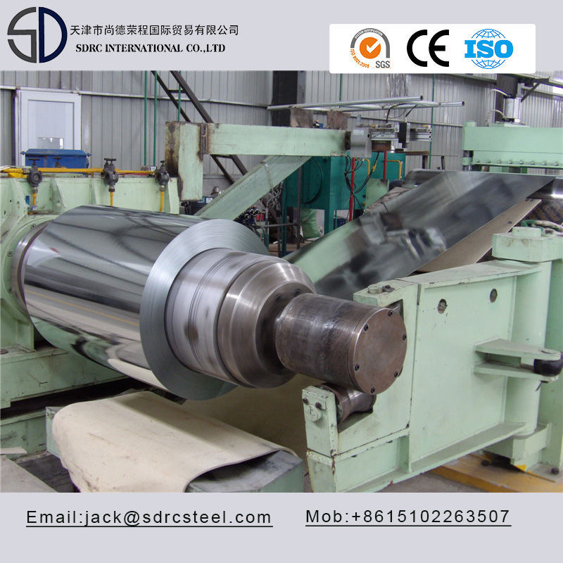 Our Advanced Hot Dipped Galvanized Steel Coil Line