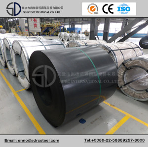 Prime Continous Black Annealed Cold Rolled Steel Coil