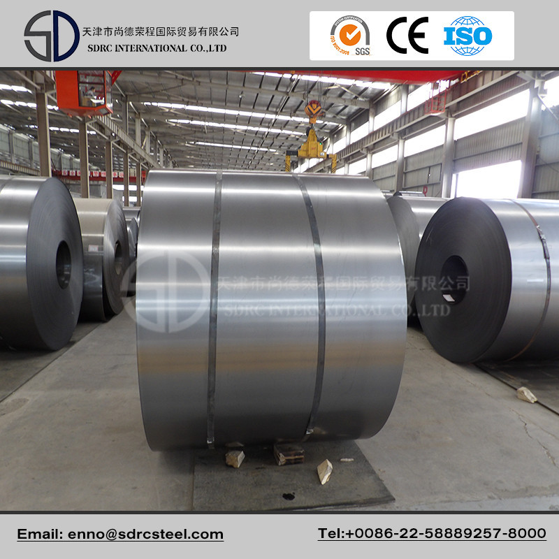 Prime SPCC , DC01 material cold rolled steel coil