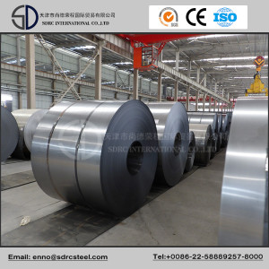 Prime ST12 material cold rolled steel coil