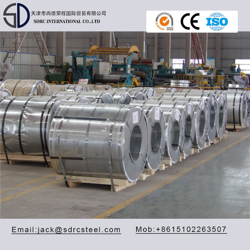DC01 DC05 Cold Rolled Batch Annealed Steel Coil