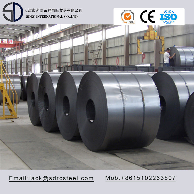 CRBA DC01 Cold Rolled Steel Sheet/Coil