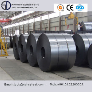 DC01 Cold Rolled Steel Sheet/Coil for Steel Plank