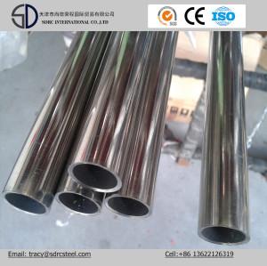 Round Pre Galvanized Steel Pipe Gi Steel Pipe