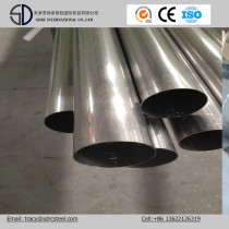 Pre Galvanized Round Tube for Water Supply Galvanized Steel Pipe